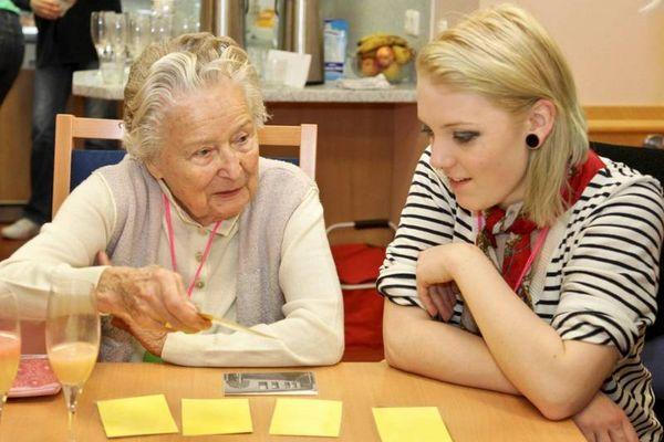 Sozialpflege Beispiel 1
